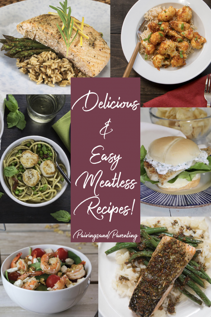Delicious Meatless Recipes!