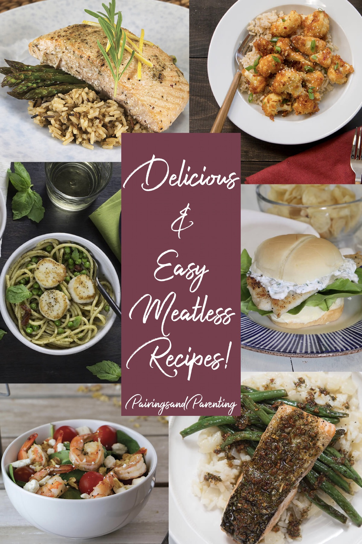 Delicious Meatless Recipes, Perfect for Lent!