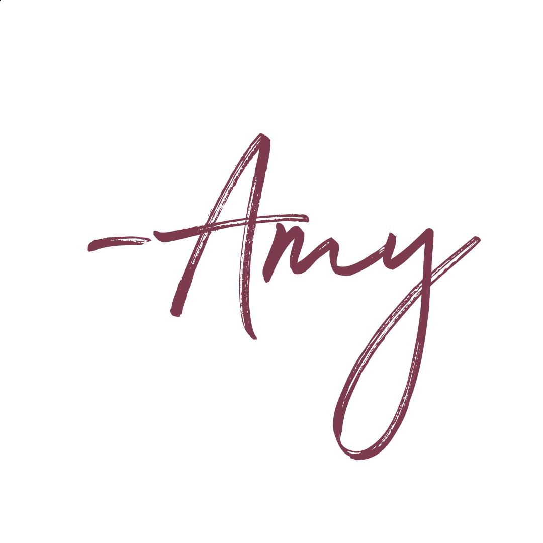 Amy Manos Signature
