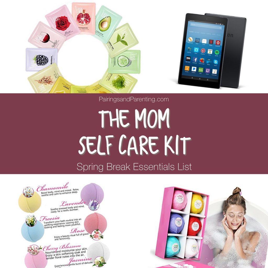 Spring Break Essentials List for Kids and Moms