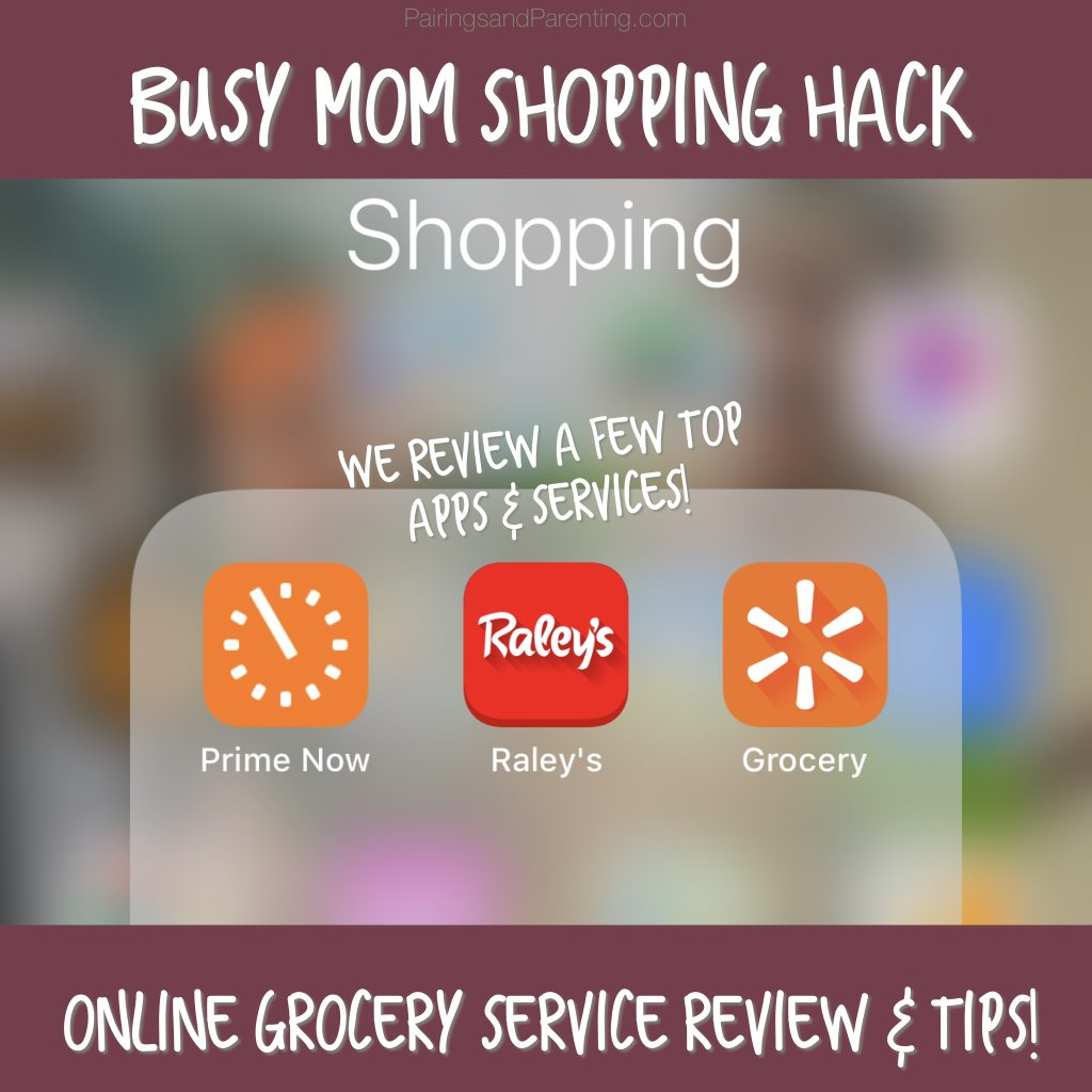 Online Grocery Service Review & tips!