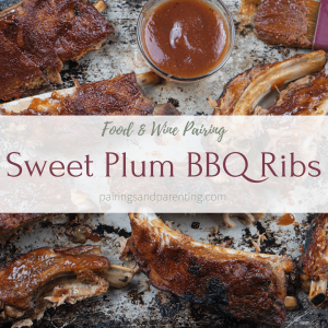 Sweet Plum BBQ Ribs