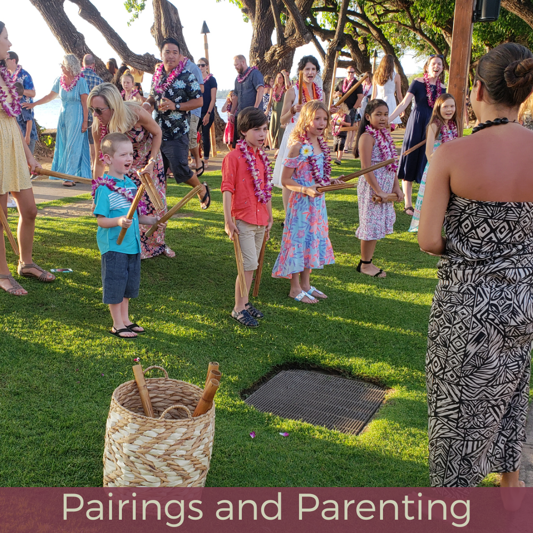 Maui Family Vacation, Old Lahaina Luau