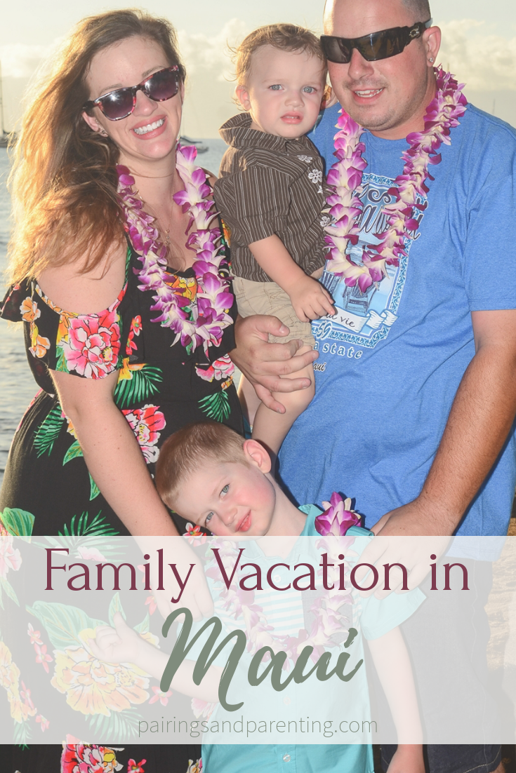 Family Vacation Maui: The Good The Bad & The Ugly
