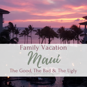 Family Vacation Maui