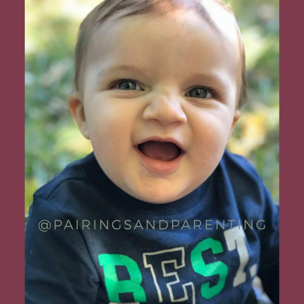 Carter 10 Months Old, Nasal Dermoid Cyst
