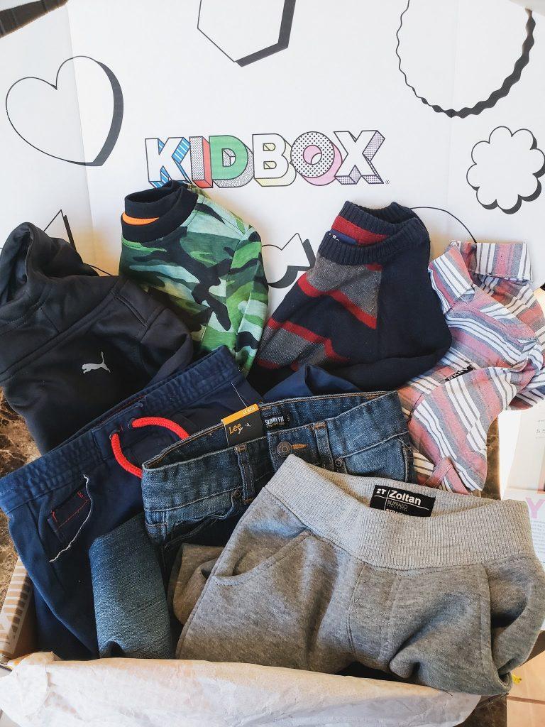 Sporty Kids Fashion From Kidbox