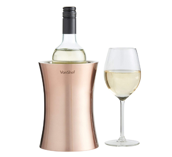 10 awesome gifts for wine lovers - wine bottle chille