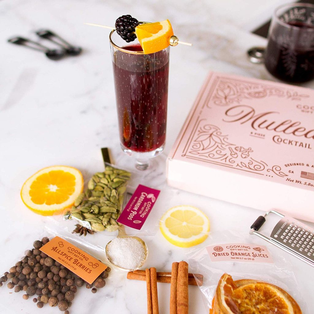 Mulled Wine Recipe Kit