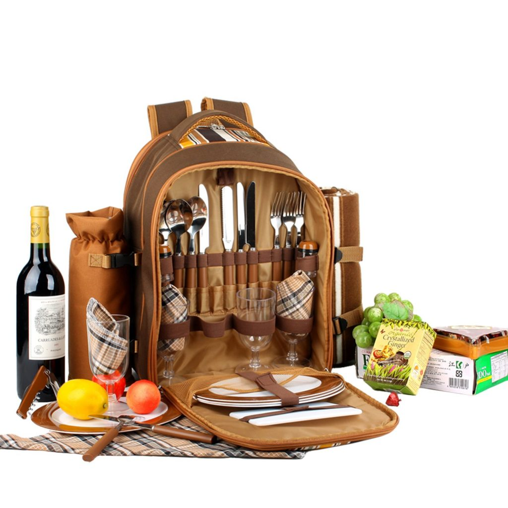 Mother's Day Gift Ideas - Picnic Backpack