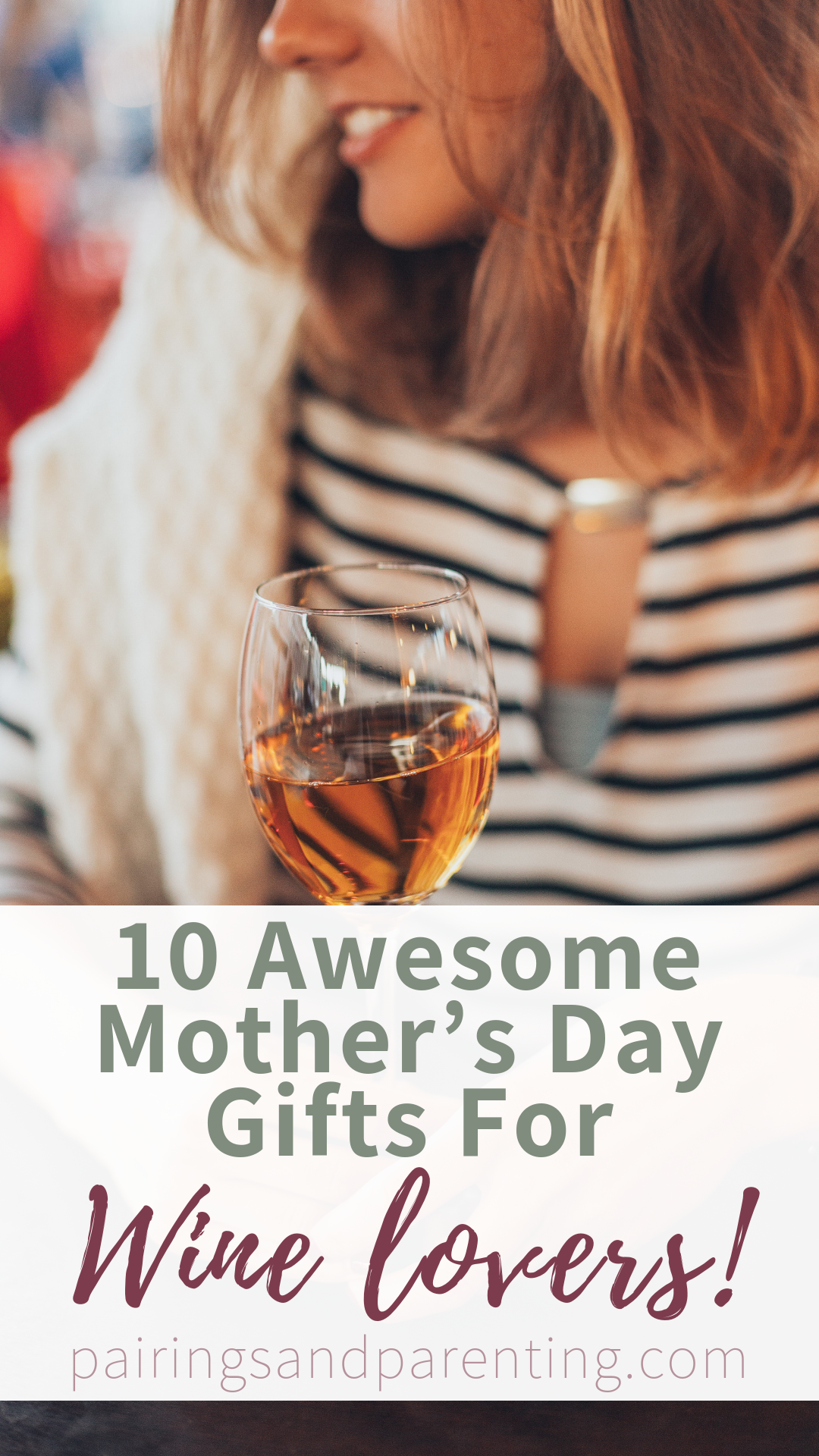 10 Awesome Mother's Day Gifts For Wine Lovers