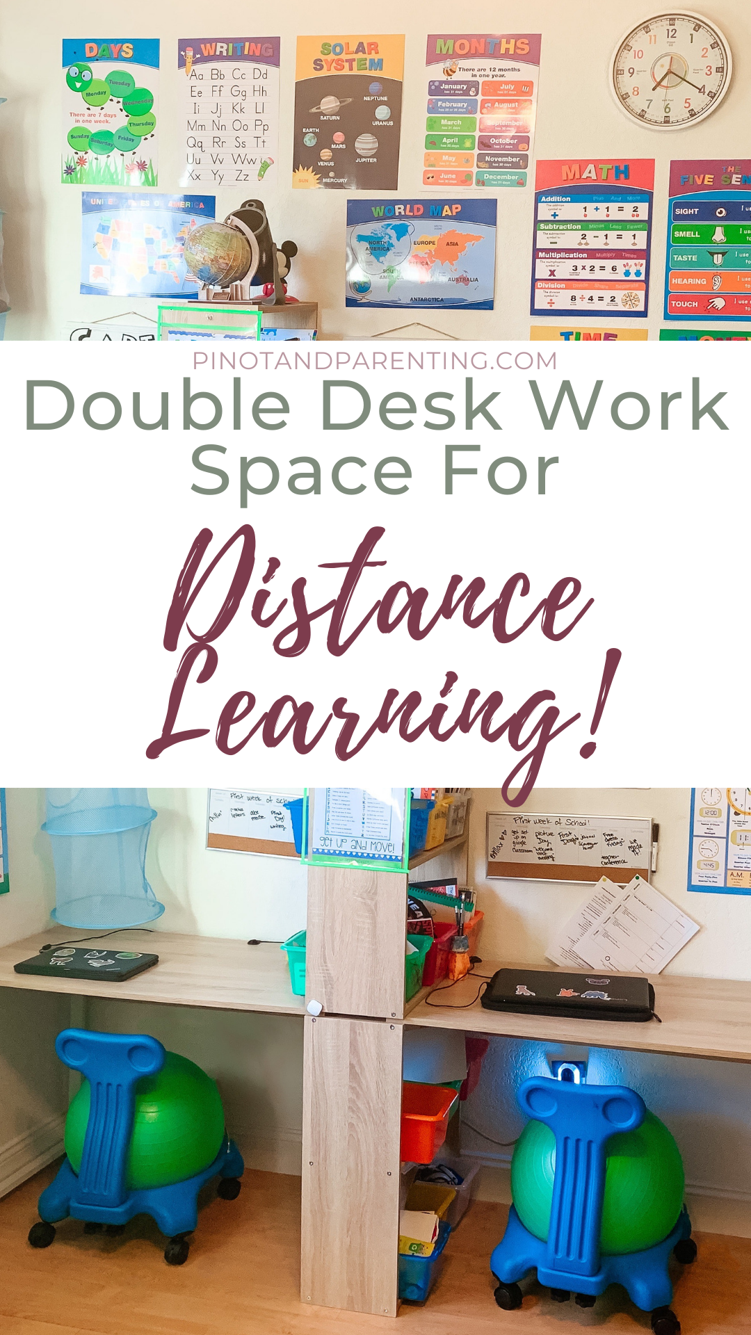 Distance Learning Makeover