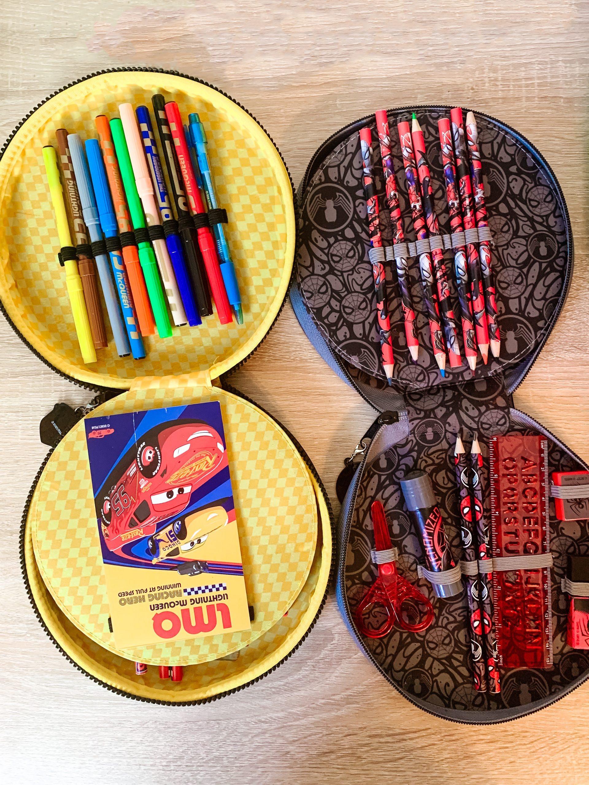 Disney Pencil Pouches